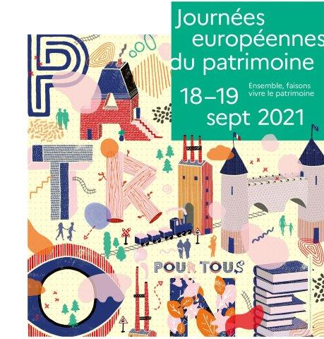 JOURNEES DU PATRIMOINE 18 et 19 septembre