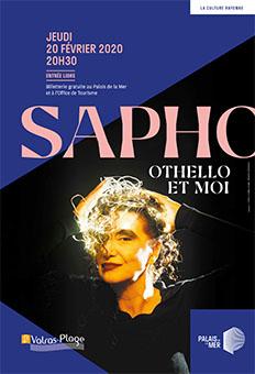 Sapho « Othello et moi »