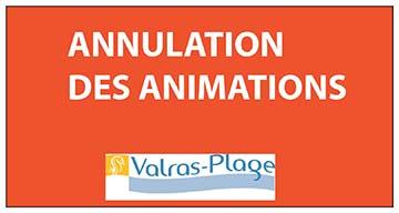 ANNULATION DES ANIMATIONS