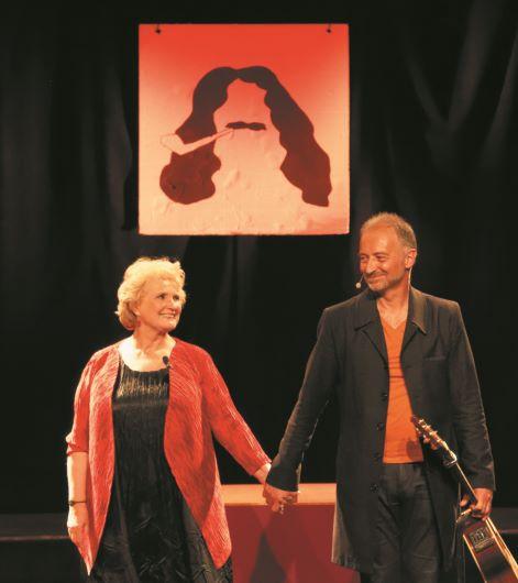 La Fontaine Brassens avec Marie-Christine Barrault